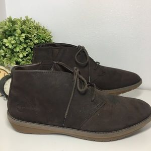 Men's Timberlands Chukka Style Boots size 10 1/2